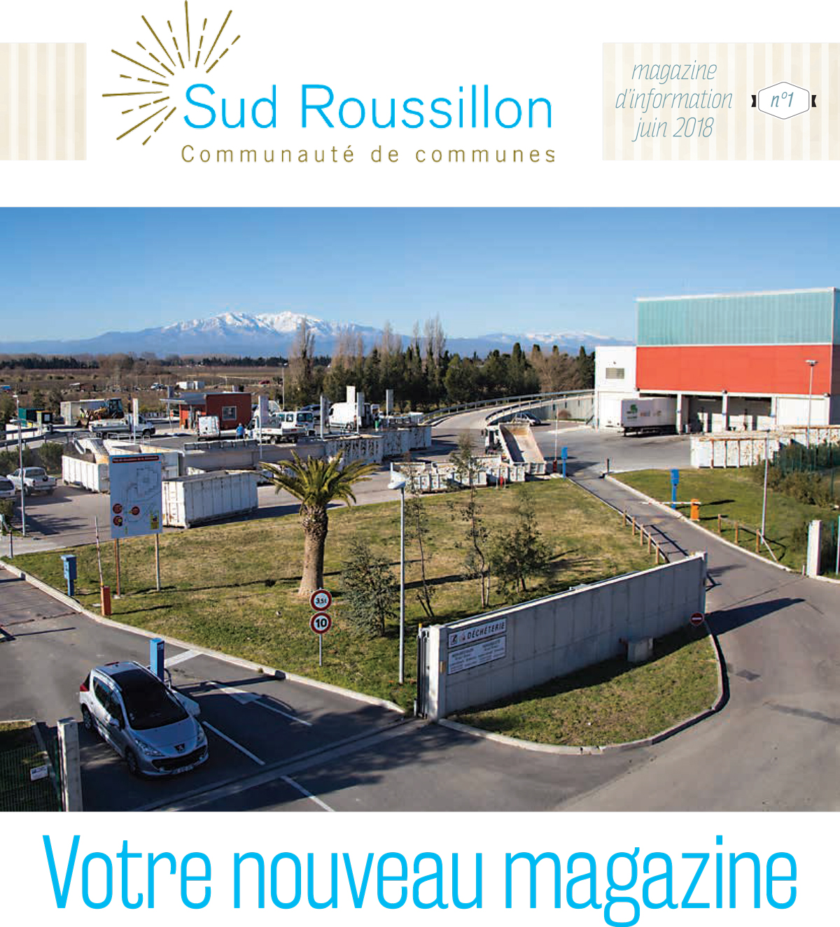 Magazine SR couverture